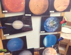 Planets & Journey Through the Solar System