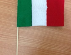 A study of Italy- pasta, flags and Opera!
