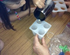 Science- solid, liquid and gas