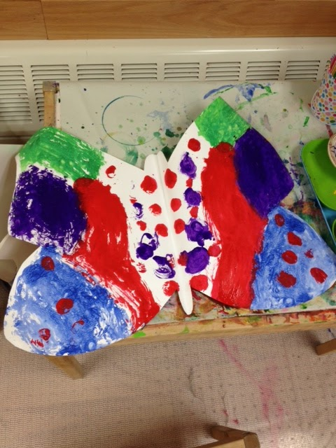 Butterfly Painting 2